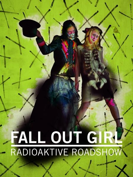 Plakat Fall out Girl