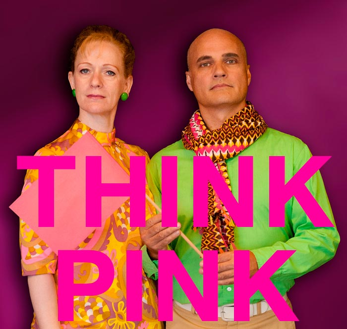 Sabine Schwarzlose in Think Pink
